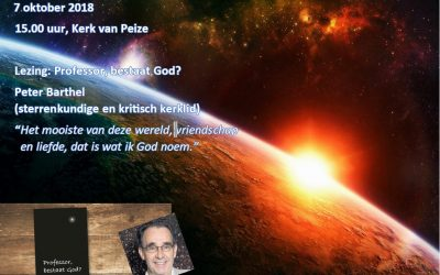 Professor, bestaat God?